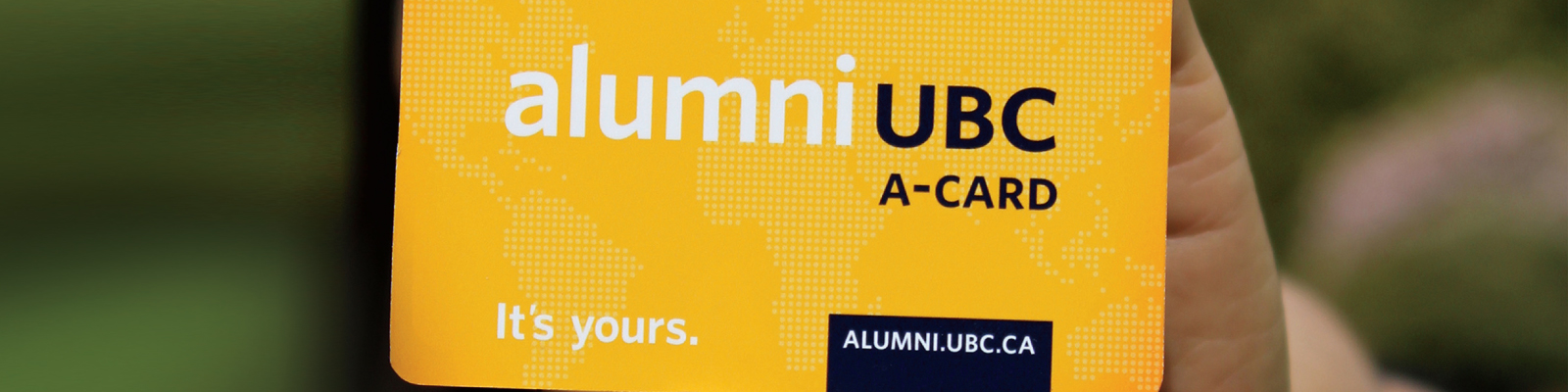 Alumni A-Card