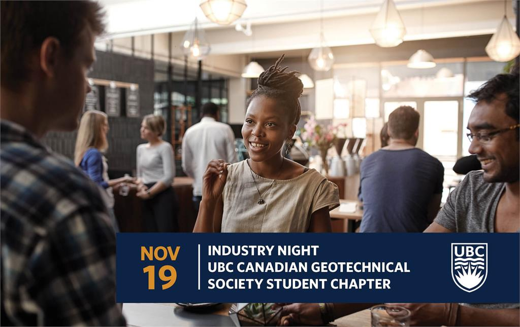 UBC Canadian Geotechnical Society Alumni & Student Night